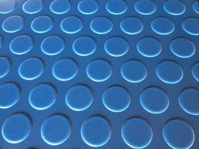 hochabriebfeste und rutschreste HPL Fussbodenplatte