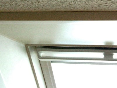 HPL-Innenverkleidung für Dachfenster