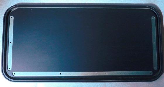 konfektionierte Möbelplatte HPL-Kompakt