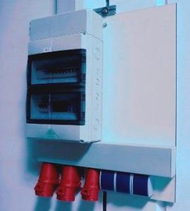 HPL Kompakt Montageplatte