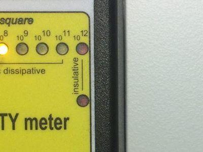 ESA Kompaktplatte für Messgeräte