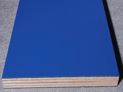 Sperrholzplatte mit HPL Beschichtung